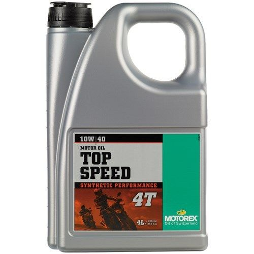 Motorex Top Speed 4T 10W40 4 liter