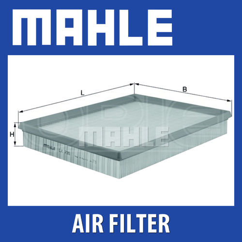 Mahle Luchtfilter LX 3595 (1200GS/LC)