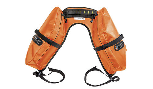 GIANT LOOP MOJAVI SADDLEBAG (oranje)