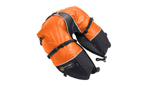 GIANT LOOP COYOTE SADDLEBAG RT (oranje)