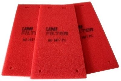 AU1417PC UNIFILTER precleaner 3-pack Husqvarna 701 / KTM 690