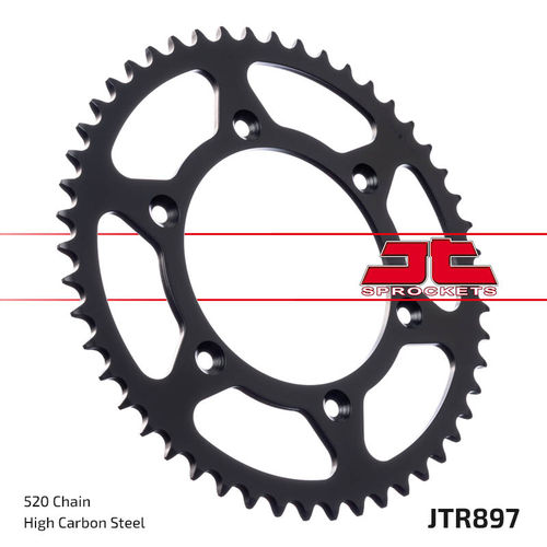 JT rear sprocket steel 46 teeth (KTM690/Husky701/KTM 790 ADV)