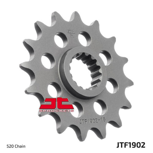 JT front sprocket 16 teeth (KTM690/Husky701/KTM790ADV)