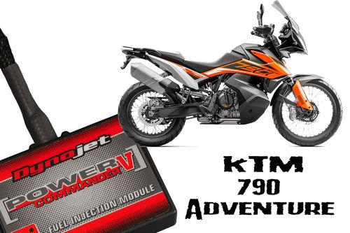 Power Commander V e18-028 (KTM 790 Adventure)