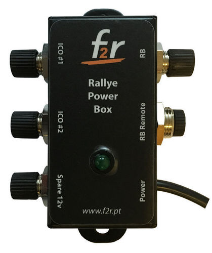 F2R Rally Power Box