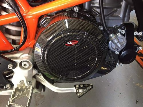 TEKMO clutch cover KTM 690 all