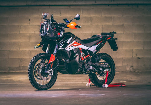 RebelXsports KTM 790 Rally Kit (Street Legal)
