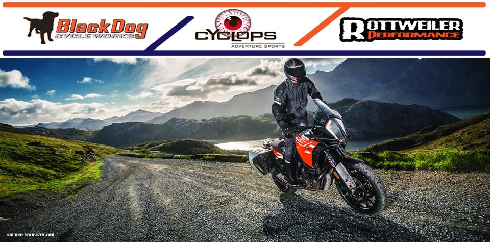 Allroad En Rally Motorfiets Onderdelen